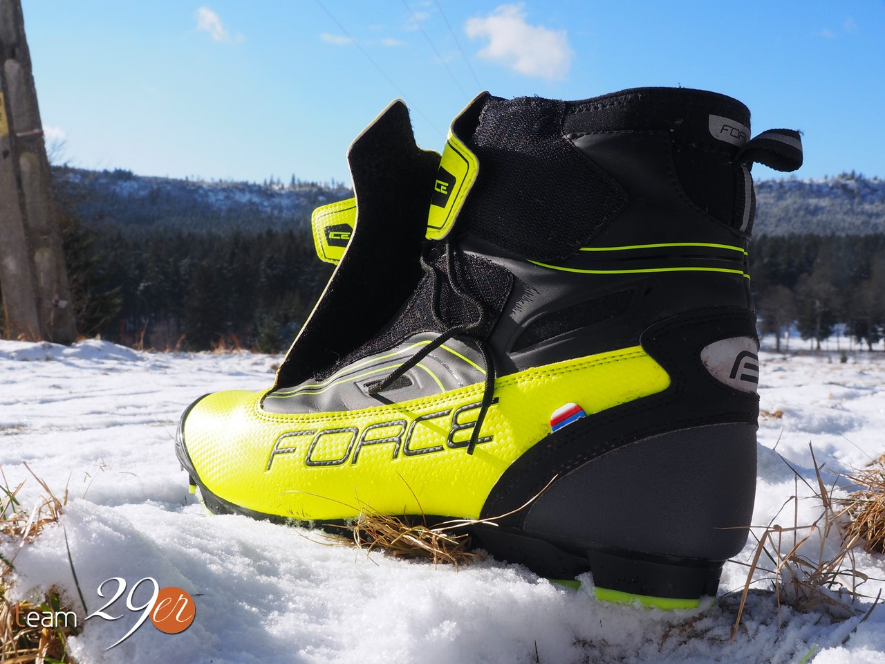 Test Buty Force Ice 02